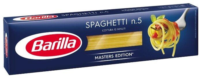Barilla Макароны Spaghetti n.5, 450 г