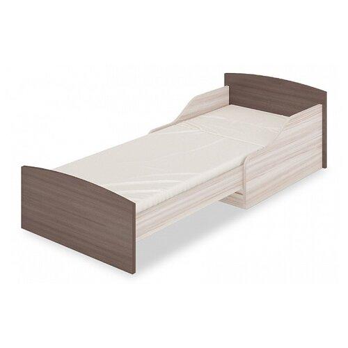 Кровать-трансформер детская Мэрдэс Кровать-трансформер КТД, раздвижная, каркас: ЛДСП, цвет: карамель/шамони
