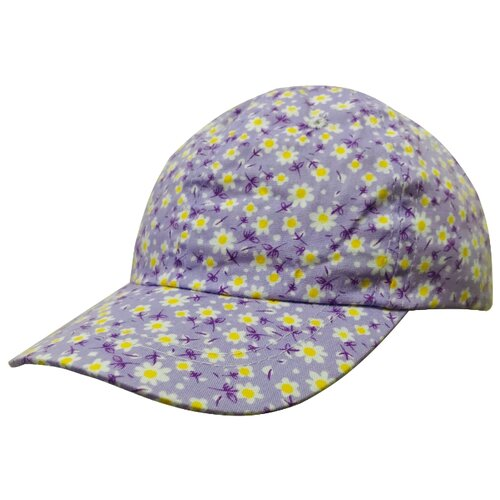Купить Бейсболка Be Snazzy размер 50, фиолетовый, Головные уборы