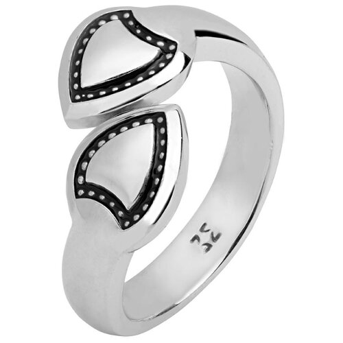 Эстет Кольцо с 1 эмалью из серебра 01К0511039Э, размер 16 эстет кольцо с 1 эмалью из серебра 01к0511224э размер 16