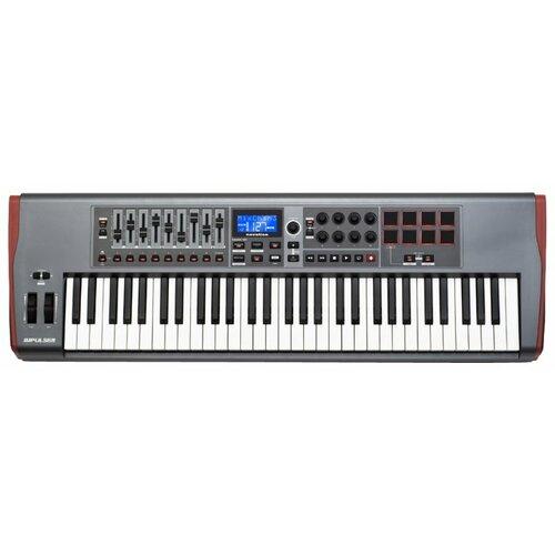 MIDI-клавиатура Novation Impulse 61 серый
