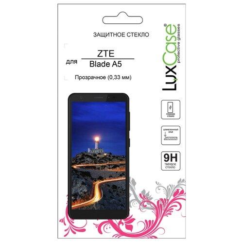 Защитное стекло LuxCase для ZTE Blade A5 прозрачный