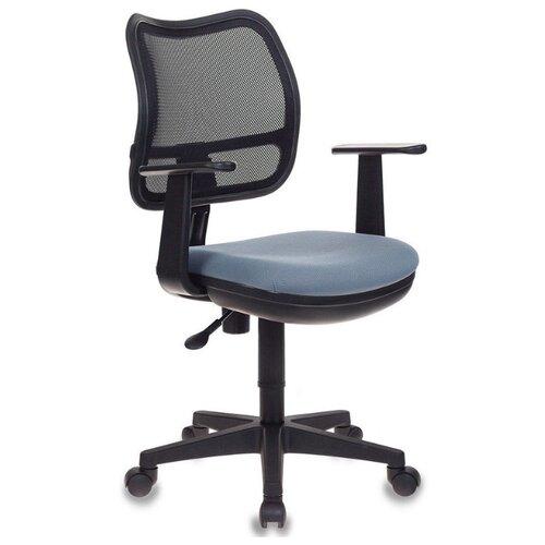 Офисное кресло Бюрократ Бюрократ CH 797 AXSN, обивка: текстиль, цвет: ткань 26-25 (серый)