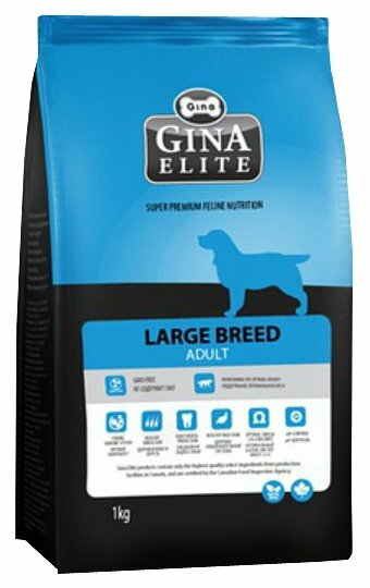 Корм для собак Gina Elite Large Breed Adult (3 кг)