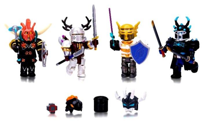Игровой набор Jazwares Roblox Mix & Match Days of Knights 10873