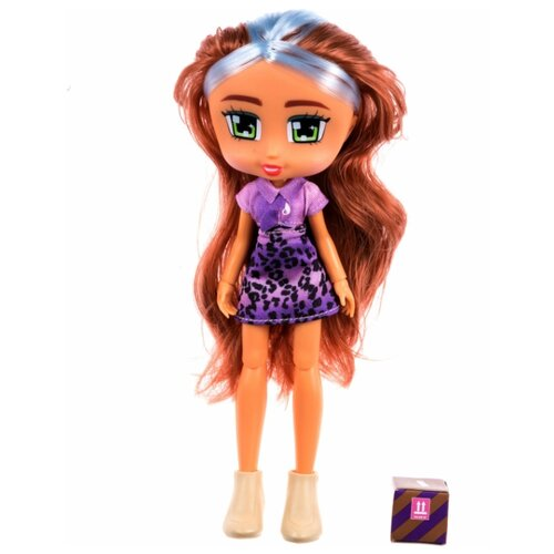 Купить Кукла 1 TOY Boxy Girls Arianna, 20 см, Т16638, Куклы и пупсы