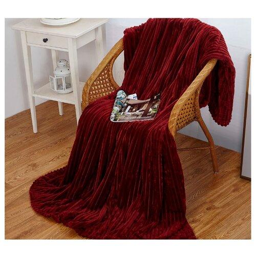 Плед Cleo Orrizonte 150x200 см, красный пижама cleo cleo mp002xw13o9e
