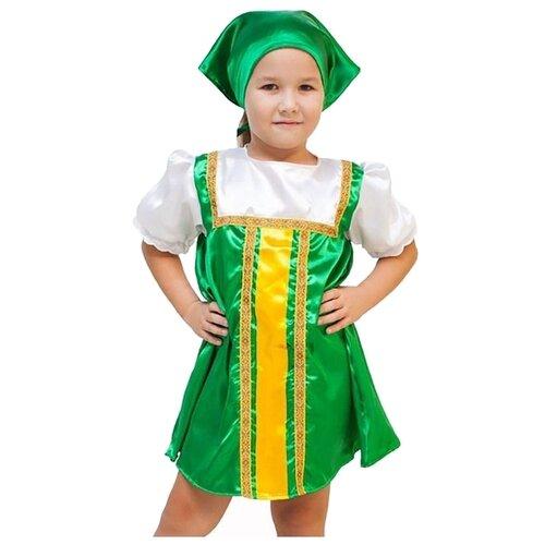 Купить Костюм Бока Плясовой, зеленый, размер 122-134, Карнавальные костюмы