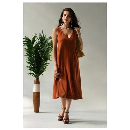 Платье Laete размер: L(48) терракотовый платье concept club rely цвет красный 10200200342 размер l 48