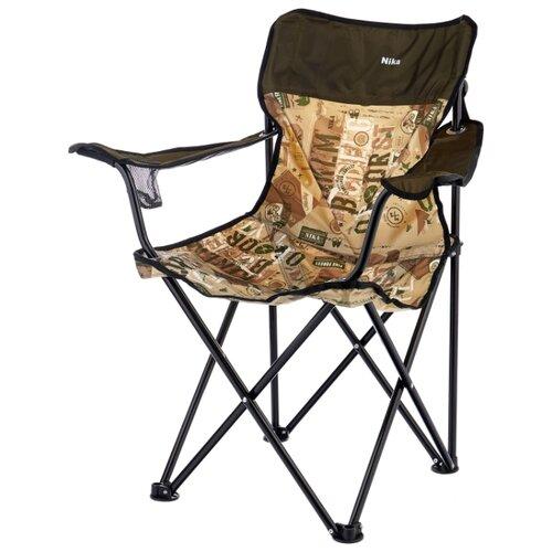 Кресло Nika Премиум 6 сафари/хаки кресло nika премиум 6 синий серый