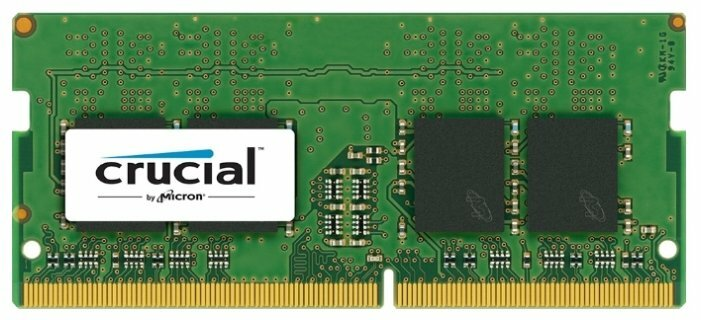 Оперативная память 16 ГБ 1 шт. Crucial CT16G4SFD824A
