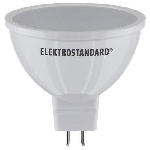 Лампа светодиодная Elektrostandard a034867, GU5.3, JCDR, 7Вт лампа светодиодная jazzway 1035431 gu5 3 jcdr 7вт