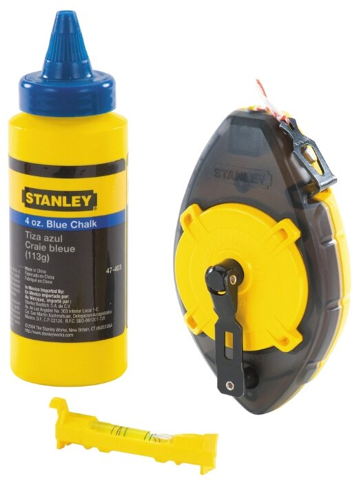 Набор для разметки STANLEY 0-47-465
