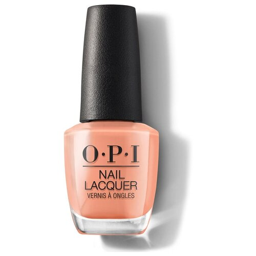 Лак OPI Nail Lacquer Mexico City Collection, 15 мл, оттенок Coral-ing Your Spirit Animal mexico 15 16 a
