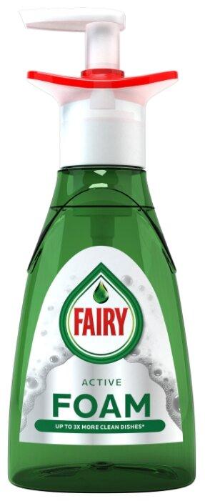 Fairy Средство для мытья посуды Active foam