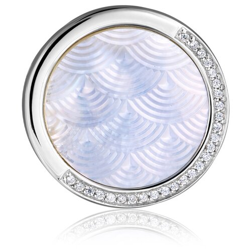 Бронницкий Ювелир Подвеска из серебра S87615057000