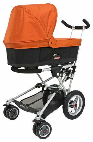 Универсальная коляска Micralite Toro Travel System (3 в 1)