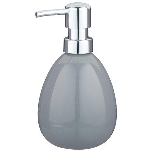 цена на Дозатор для жидкого мыла Wenko Polaris серый