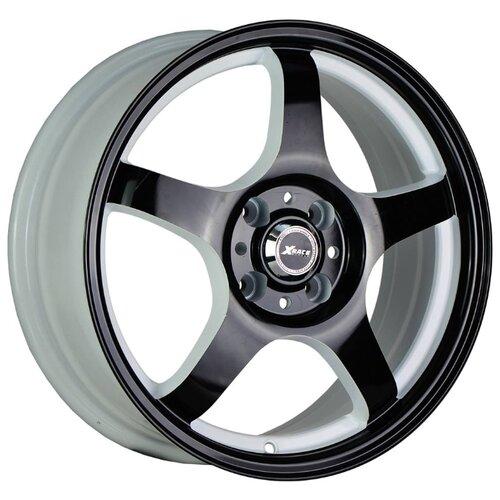 Колесный диск X-Race AF-05 7x18/5x114.3 D64.1 ET50 W+B x race af 05 7x17 5x114 3 d64 1 et50 w b
