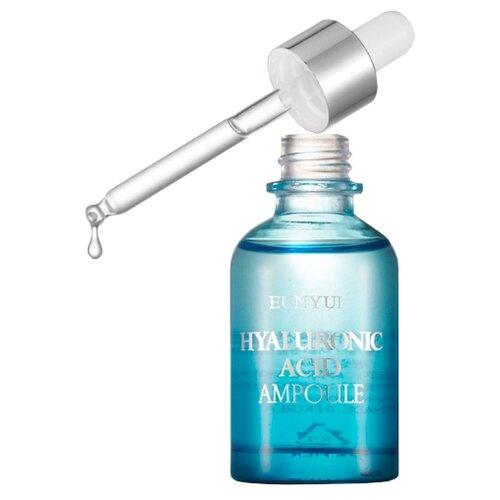 Eunyul Ampoule Hyaluronic Acid Сыворотка для лица с гиалуроновой кислотой 30 млУвлажнение и питание<br>