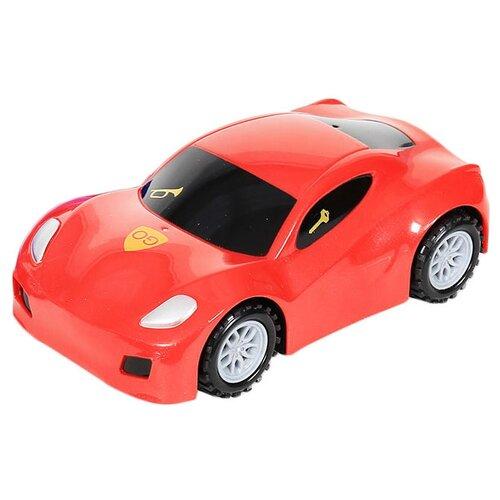 Купить Машинка Zhorya ZYA-A2689-2 17 см красный, Машинки и техника