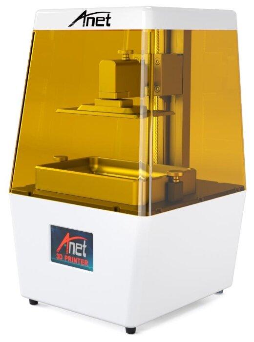 3D-принтер Anet N4 белый фото 1