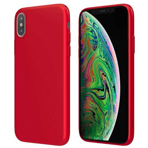 Купить Чехол Vipe Color для Apple iPhone Xs красный