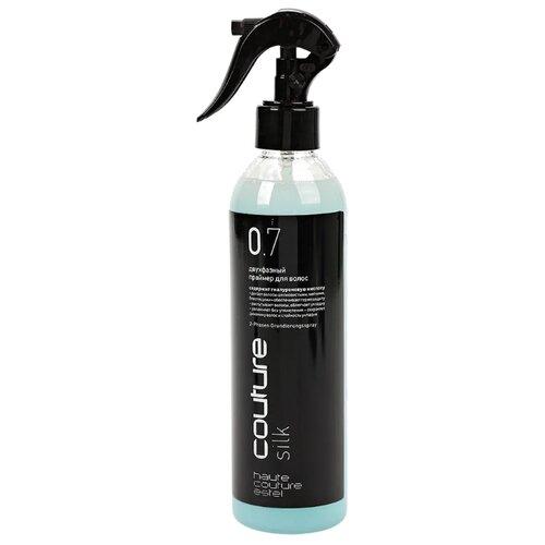 Estel Professional COUTURE Двухфазный праймер для волос SILK, 400 мл