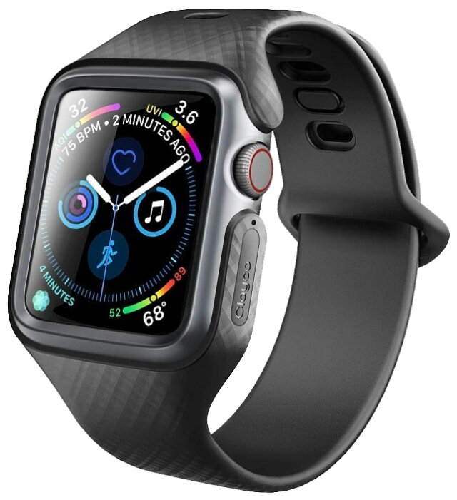 Clayco Чехол-ремешок Hera Series для Apple Watch Series 4 44mm