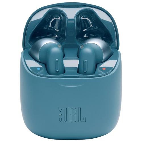 Беспроводные наушники JBL Tune 220 TWS blue наушники jbl tune 220 tws jblt220twsblu blue