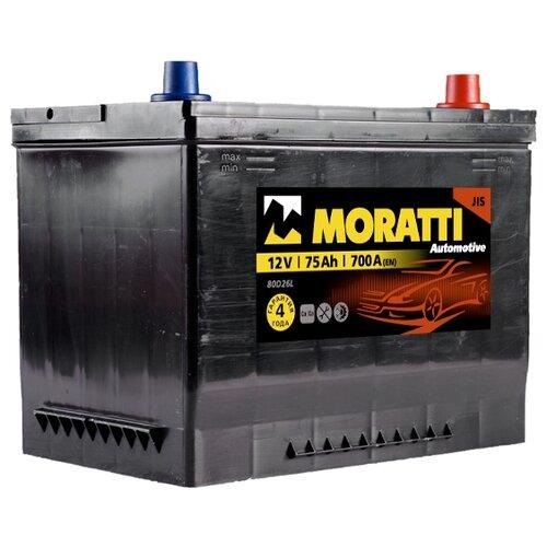 Автомобильный аккумулятор Moratti 575 029 063