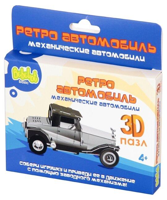 Пазл Bebelot Ретро автомобиль (BBA0505-023)