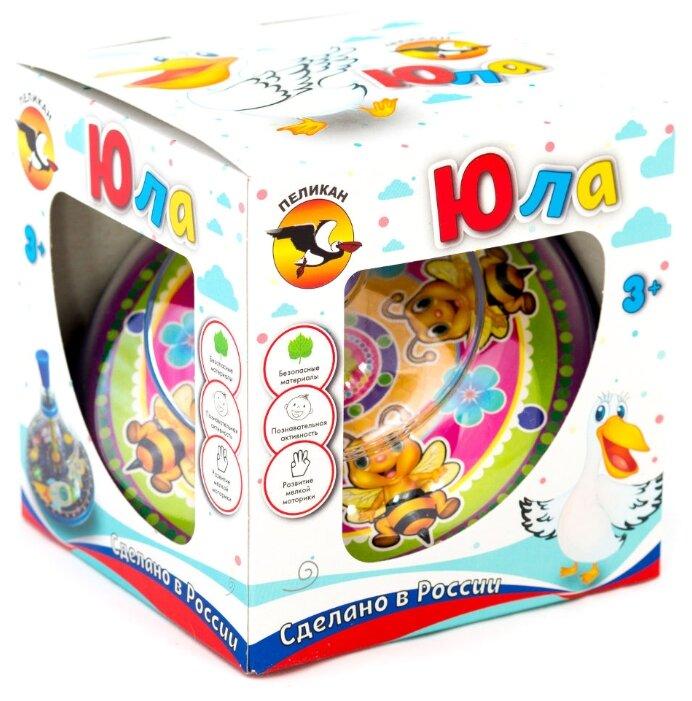 Юла Pelican Пчела, в коробке (0122/0203)