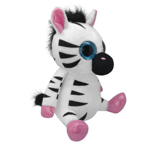 Мягкая игрушка Wild Planet Зебра 15 см.