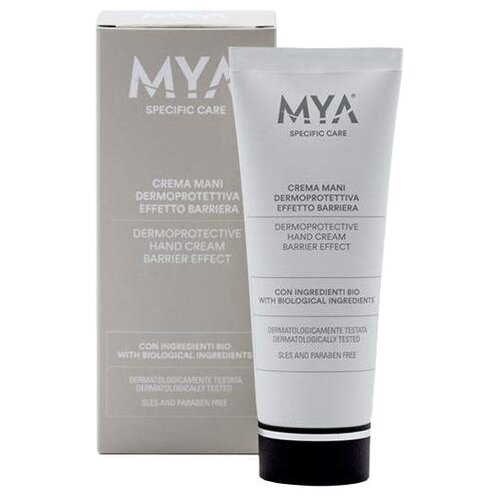 Крем для рук Crema Mya Effetto barriera Защитный с витамином Е 75 мл