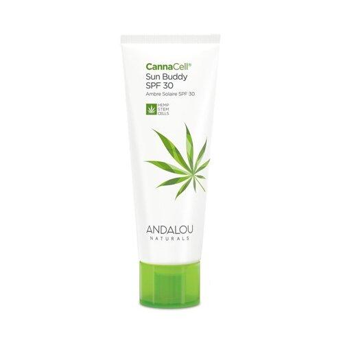 Andalou Naturals CannaCell Sun Buddy SPF 30 Крем для лица увлажняющий, 80 мл