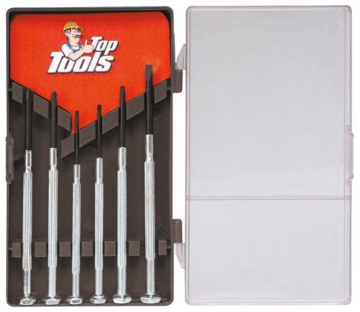Набор отверток для точных работ Top Tools 39D193