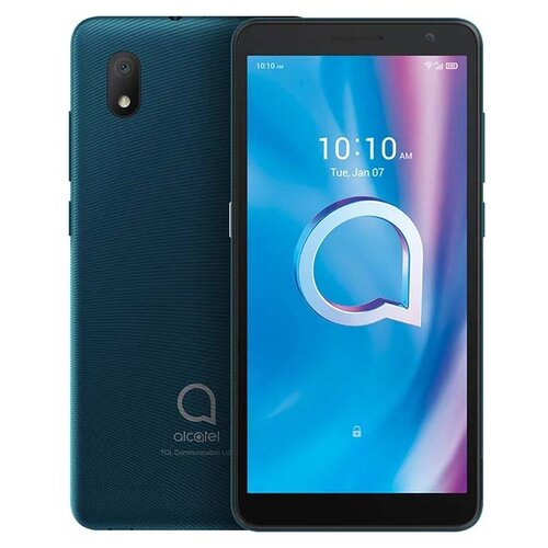 Смартфон Alcatel 1A (2020) 5002F pine green смартфон alcatel 1a 2020 5002f pine green