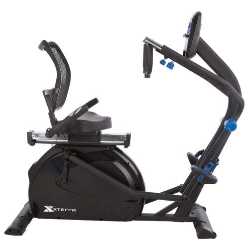 Степпер горизонтальный Xterra RSX1500 черный