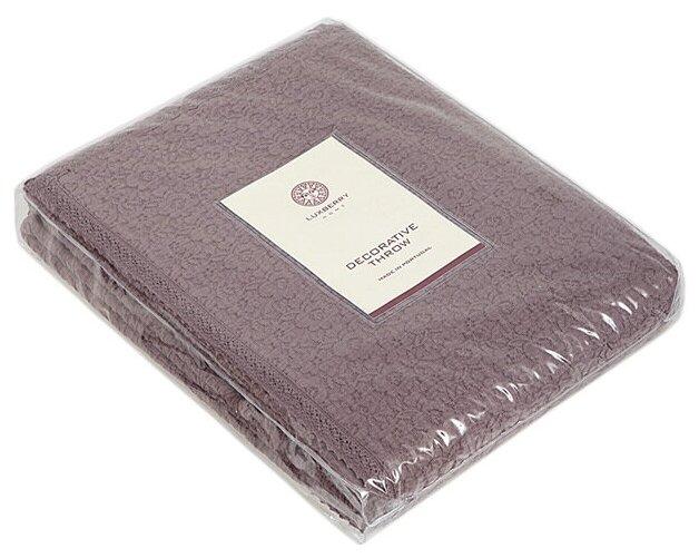 Покрывало 220x240 Luxberry Provence шоколадный мусс