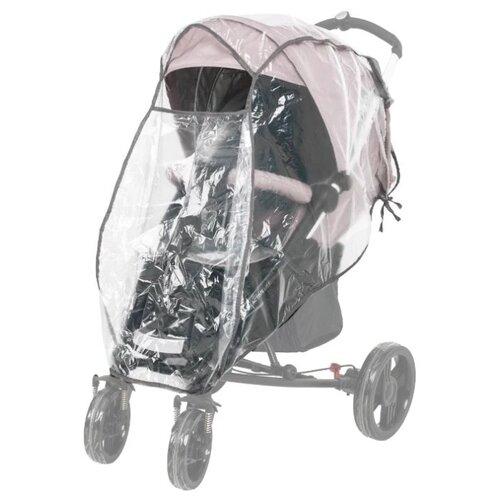Купить Trottola Дождевик для коляски Travel Big Т004 прозрачный, Аксессуары для колясок и автокресел