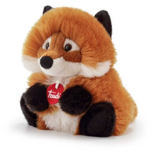 Мягкая игрушка Trudi Лиса-пушистик 19 см trudi коала пушистик 24 см trudi
