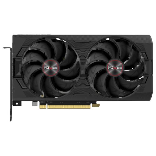 Видеокарта Sapphire Pulse Radeon RX 5500 XT 1737Mhz PCI-E 4.0 8192Mb 14000Mhz 128 bit HDMI 3xDisplayPort HDCP Retail