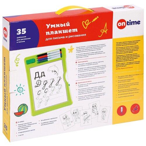 Купить Доска для рисования детская On Time Умный планшет (45012) зеленый, Доски и мольберты