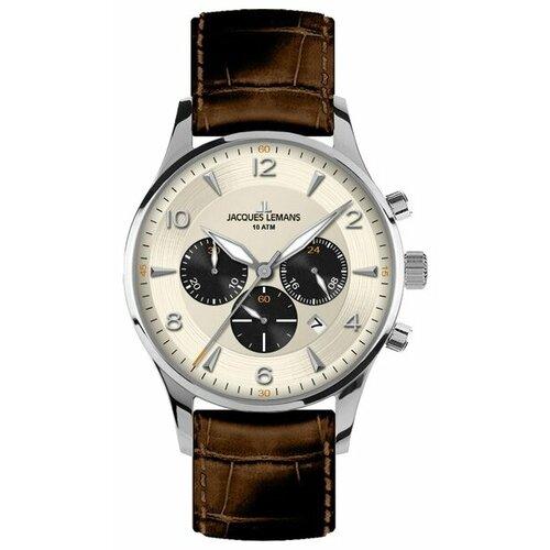 цена на Наручные часы JACQUES LEMANS 1-1654E