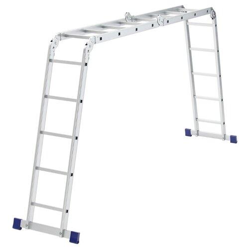 Лестница трансформер 4-секционная Сибртех 97884