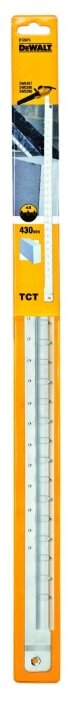 Пильное полотно для сабельной пилы DeWALT DT2975 2 шт.