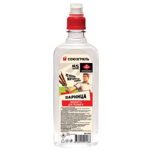 Союзгриль Жидкость для розжига N1-F01, 0.5 л