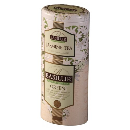 Чай зеленый Basilur Green tea