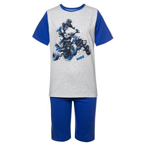 Купить Комплект одежды M&D размер 116, синий, Комплекты и форма